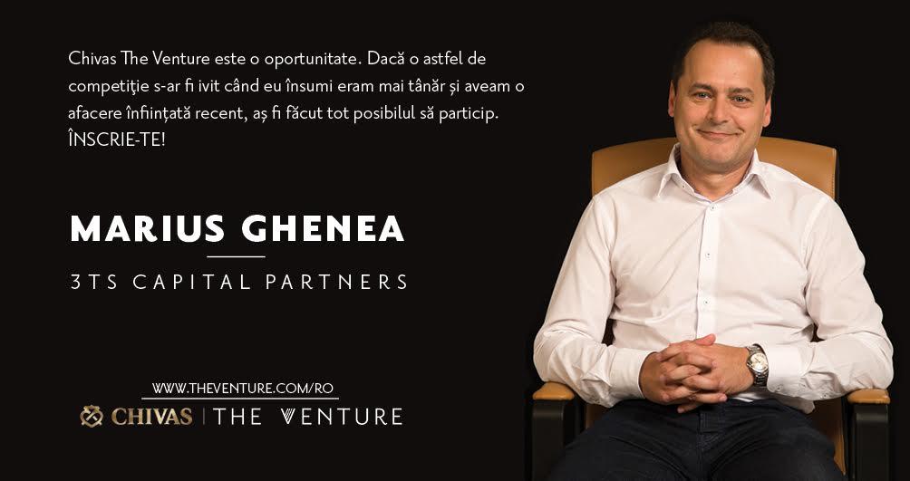 (P) O oportunitate pentru antreprenorii români ambiţioşi – The Venture