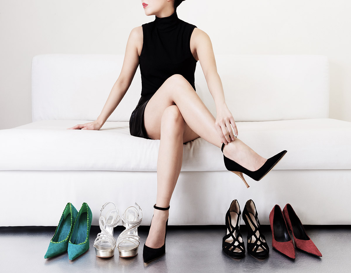 Odă pantofilor cu toc din toată lumea