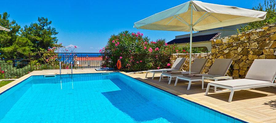Thassian Villas, Thassos – pentru cine caută relaxare