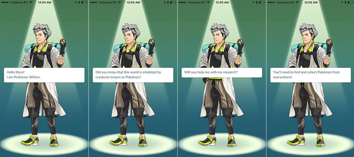 Pokemon Go pentru începători și sceptici
