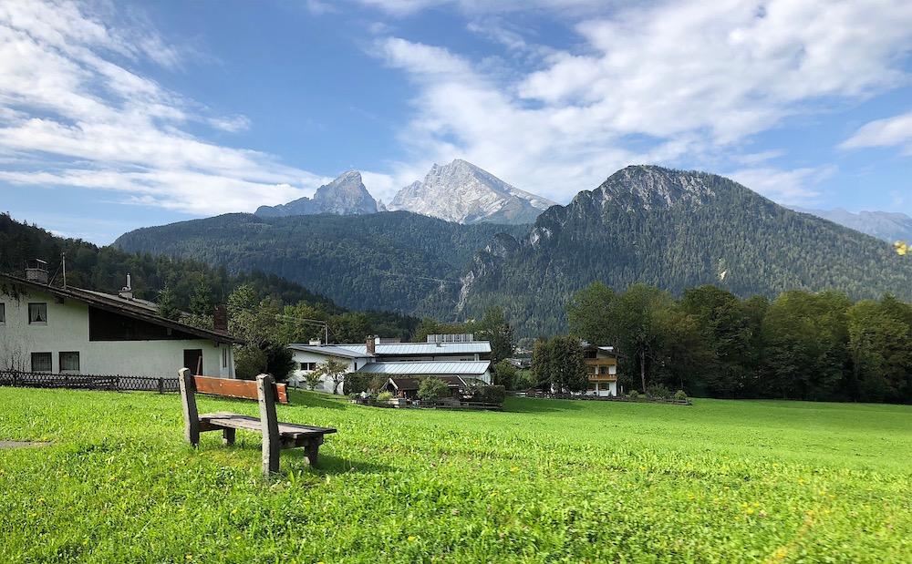 Pentru premianți – hiking în Berchtesgaden, Germania